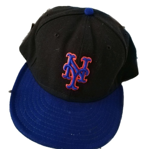 2b4ab747517cd6 New Era Accessories | Sale New York Mets Fitted Cap 7 14 | Poshmark